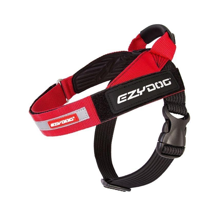 EzyDog Express Harness - Red