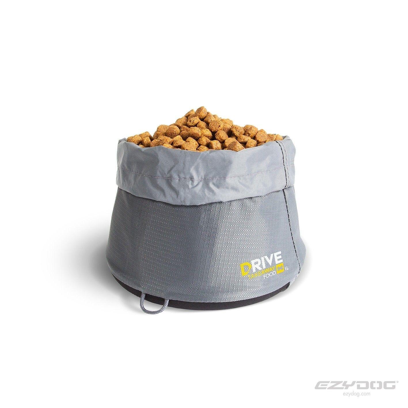 Gamelle nourriture de voyage pour chien Drive Takeaway